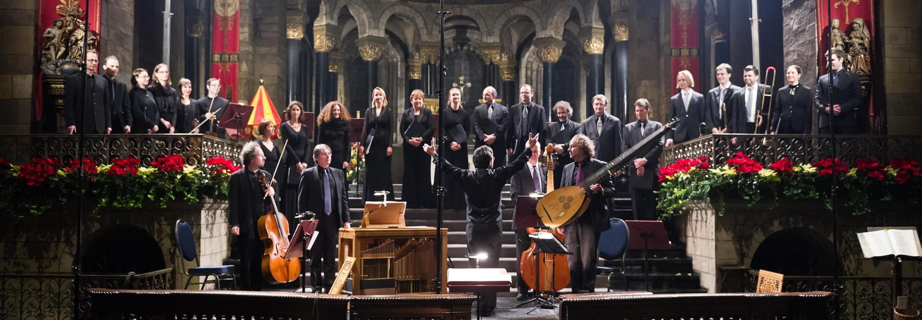 AD MOSAM Messiah – G.F. Händel