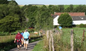 Amstelbach Route (7,5 km)