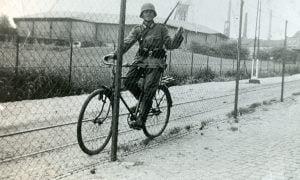 Fietsen langs oorlogssporen in Kerkrade (27 km)