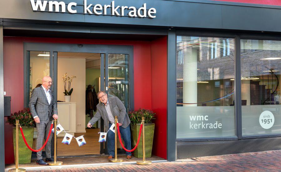 WMC opent nieuw kantoor in hartje Kerkrade