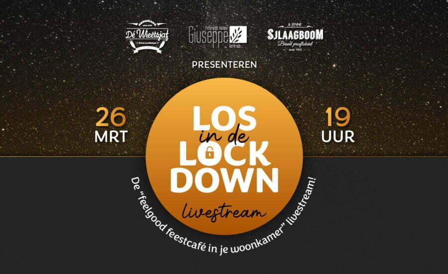 """Online evenement """"Los in de Lockdown"""" vanuit Kerkrade"""