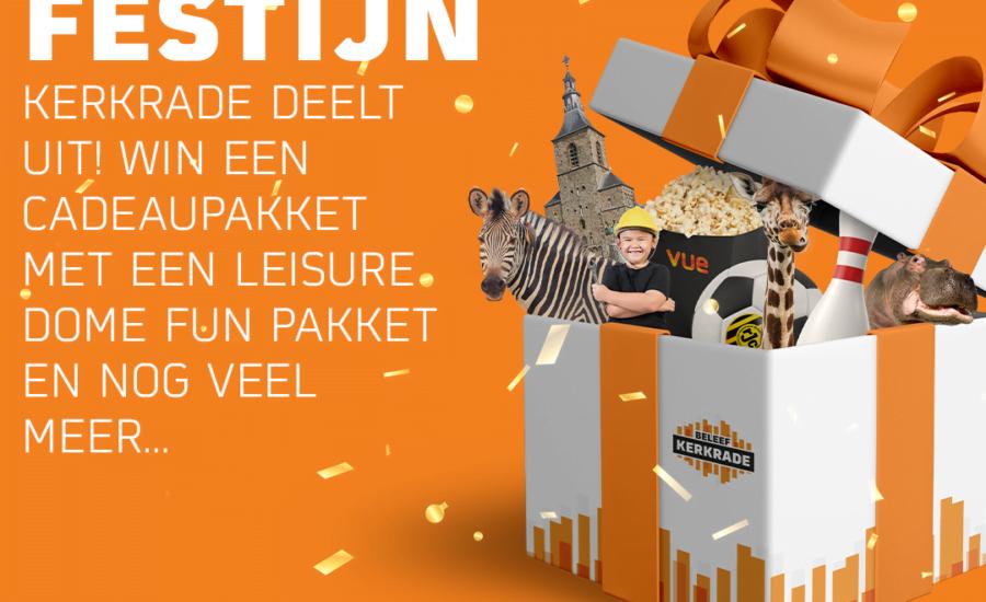 Het Beleef Kerkrade prijzenfestijn – winnaar week 2!