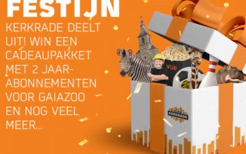 Het Beleef Kerkrade prijzenfestijn - winnaar week 5!