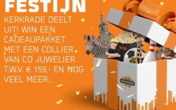 Het Beleef Kerkrade prijzenfestijn - winnaar week 6!