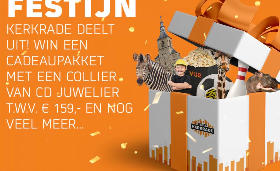 Het Beleef Kerkrade prijzenfestijn – winnaar week 6!