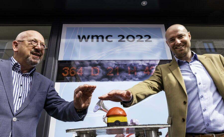 WMC Kerkrade start aftellen naar 19e editie