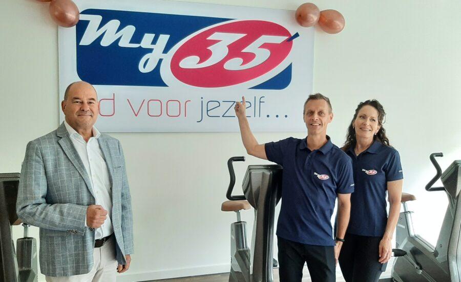 Nieuw in Kerkrade: My35!